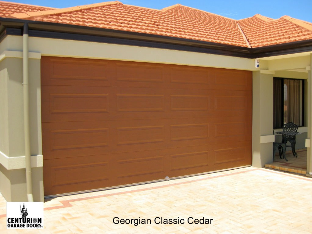 Georgian Garage Door & Garage Doors - Garage Doors Sunshine Coast Caloundra