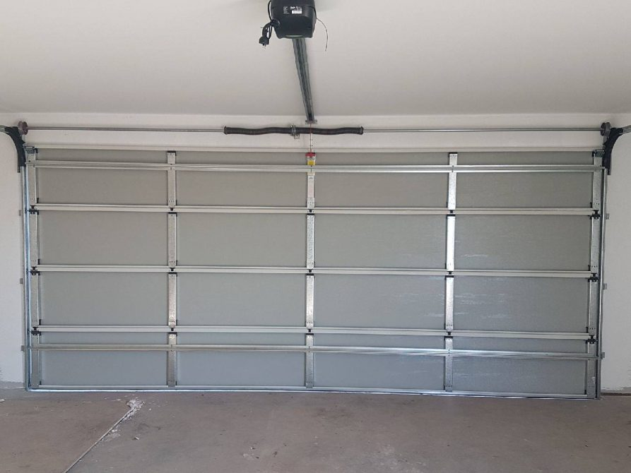 Cosmopolitan Style Sectional Door Garage Doors Sunshine