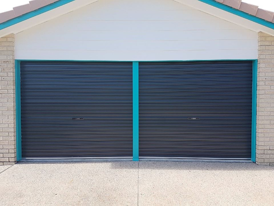 Two A Series Roller Doors by Centurion installed this morning in Currimundi.