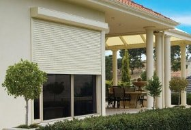 Roller Shutters Sunshine Coast