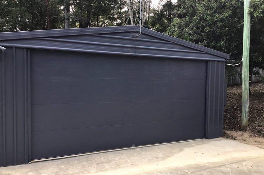 ironstone sectional door garage doors caloundra